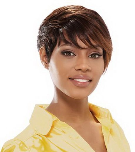 Coiffure Africaine Tissage Coupe Courte